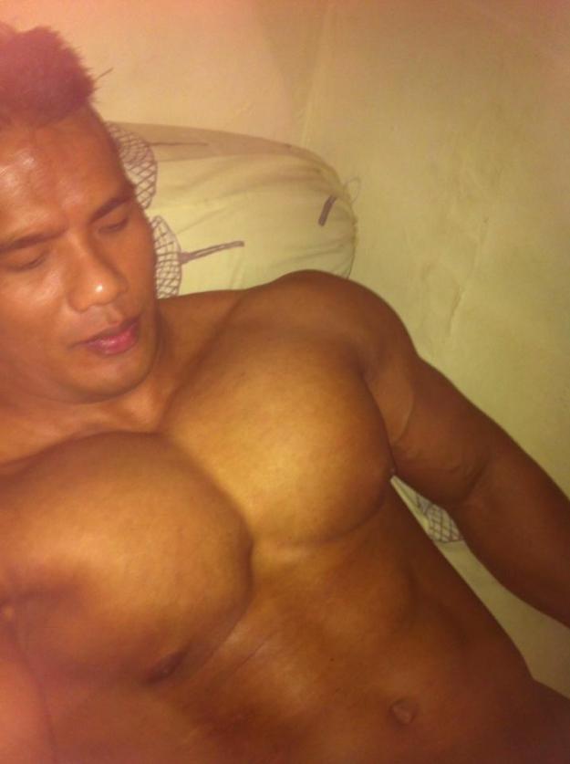 Indonesia Bodybuilder - Adya Novali Slideshow-5781