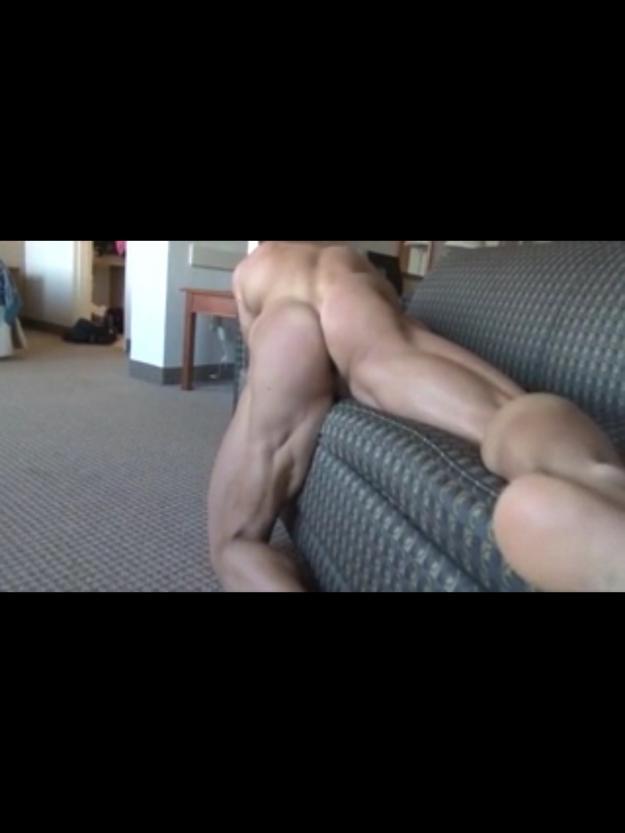 Myles Hannaman Ass But 92