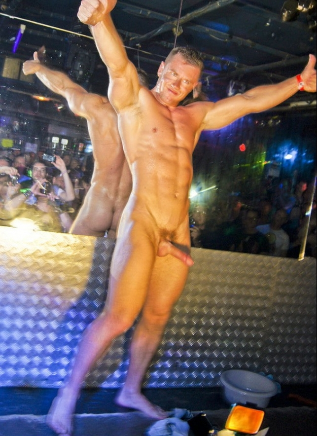 Nude Male Stripper 47451 - Mymusclevideo-7239