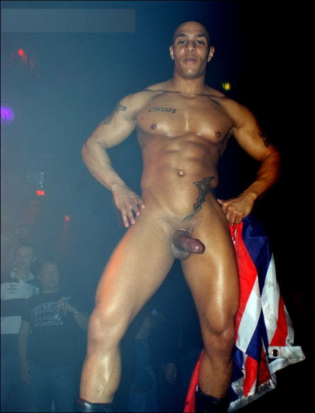Nude Male Stripper Slideshow-6730