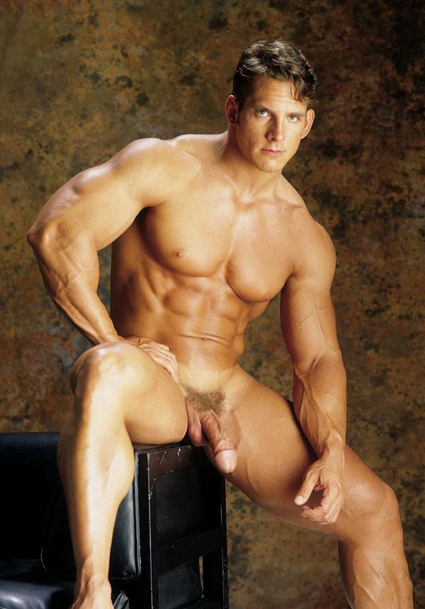 Doug Perry Aka Darin Lannaghan - Amazing Bodybuilder Colt -3338