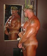Bodybuilder's Nipples