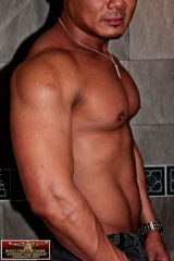 Asian musclehunk Lawrence 3