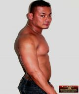 Asian musclehunk Lawrence 5