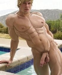 Myles hannaman naked
