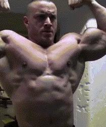 Workout-Buddy from my gym (GIF)