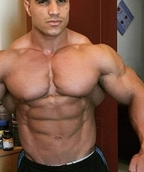 Heavy bodybuilders