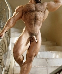 Morphed Muscle 2