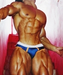 Morphed Muscle 5