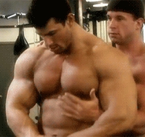 Zeb Atlas Muscleworship (Gifs)