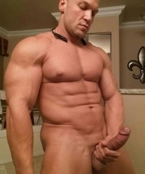 Big Muscle - Big Dick (Photo Set)