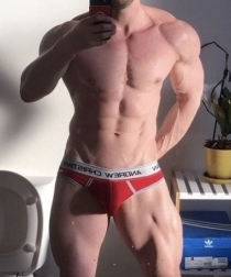 Hot Musclestud