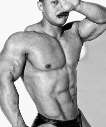 Big Asian Muscleguys