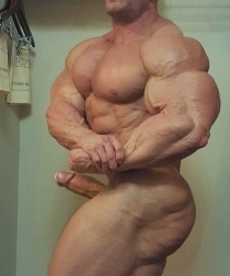 Classic Muscle Pose Morph