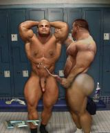Locker Room Meat