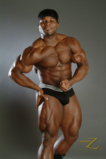 young kai greene mymusclevideo