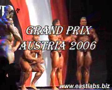 PGP Grand Prix Austria 2006