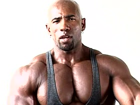 Black Bodybuilder 1