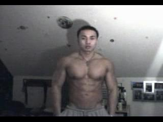 Asian muscle Sonny
