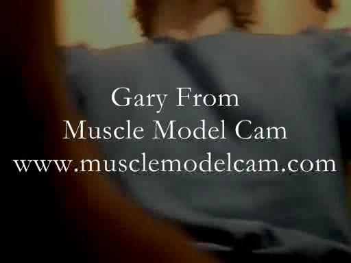 Gary (rippedmuscleteen) on Muscle Model Cam