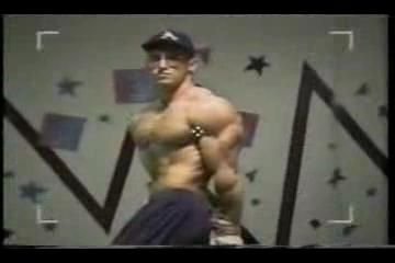Young Bodybuilder Video