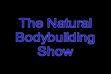 The Natural Bodybuilding Show