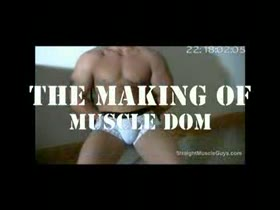 MUSCLE DOM  EVOLUTION