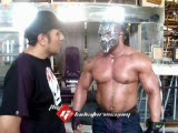 Mexican bulk monster pro-wrestler