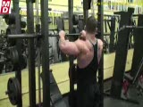 Mike Liberatore Training Arms