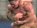 nude muscle wrestling