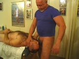 old muscle sex