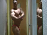 Hot young French Bodybuilder