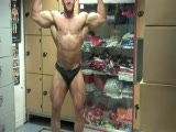 British Bodybuilder in Underwear 1