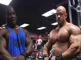 Branch Warren and Johnnie Jackson  Mega Pecs