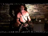 Dick Chained - Metal, Leather Nipples