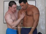 Muscle God Brendan and Joey Jordan Vol 2