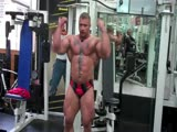 Dambrauskas 8 Weeks Out