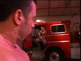 firemen muscle worship fantasy (Jake Gianelli and Caesar aka Derek Michaels)