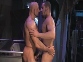 muscle studs horny sex - Xerxes and Leo Rocca