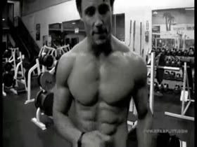 Greg Plitt Workout 3 - ABSolute Power