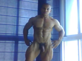 Horny Latino webcam