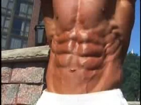 PAV's Ripped Abs_ Performing the Ultimate Ab Vacuum