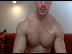 Hot Bodybuilder Cam 1