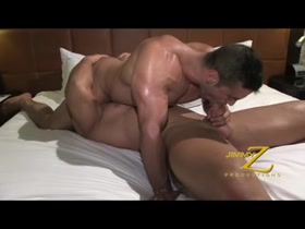 Christian & Emiliano: Bedroom Finale