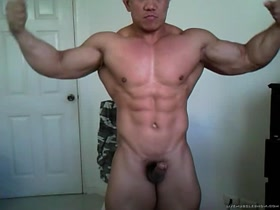 Nude filipino bodybuilder