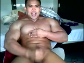 Words... nude filipino bodybuilder with