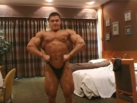 Alexey Lesukov | Huge Muscles