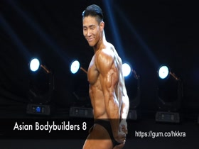 Asian Bodybuilders 8