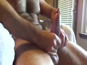 big cock and big muscle