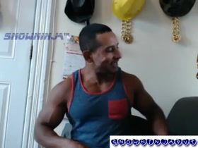 SnowNinja Latino Solo Webcam Show